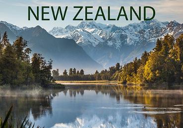 新西兰概况
