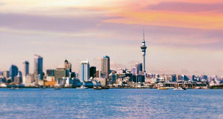 新西兰奥克兰市
