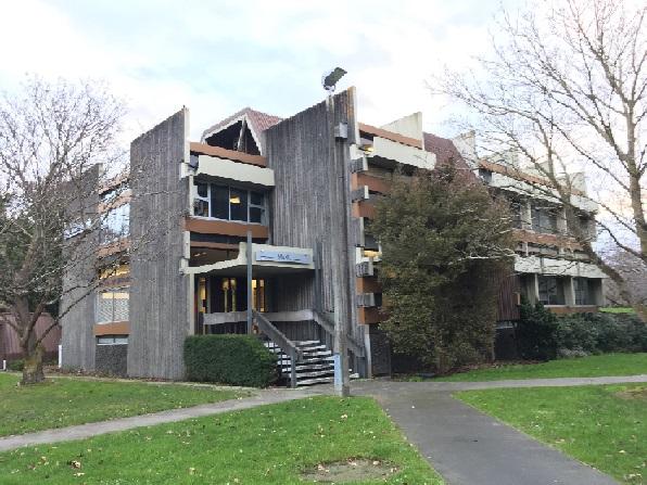 坎特伯雷大学艺术教学楼