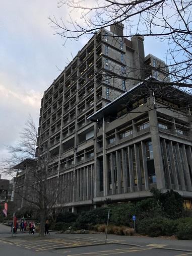 坎特伯雷大学教学楼