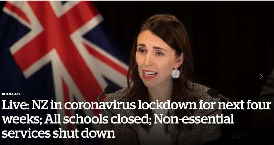 新西兰疫情升级,即将进入4级警报,大使馆及各大院校最新应对措施汇总!
